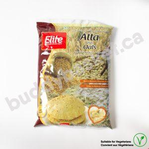 Elite Chakki Atta and Oats 1kg