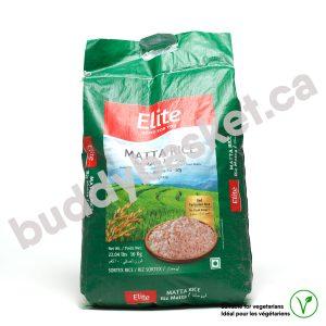 Elite Matta Rice(Long) 10kg