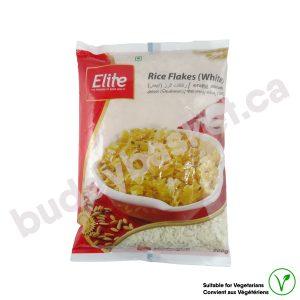 Elite Rice Flakes White 500g