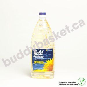 Gold Winner Sunflower Oil 1ltr