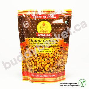 Gwalia Chana Cracker 170g