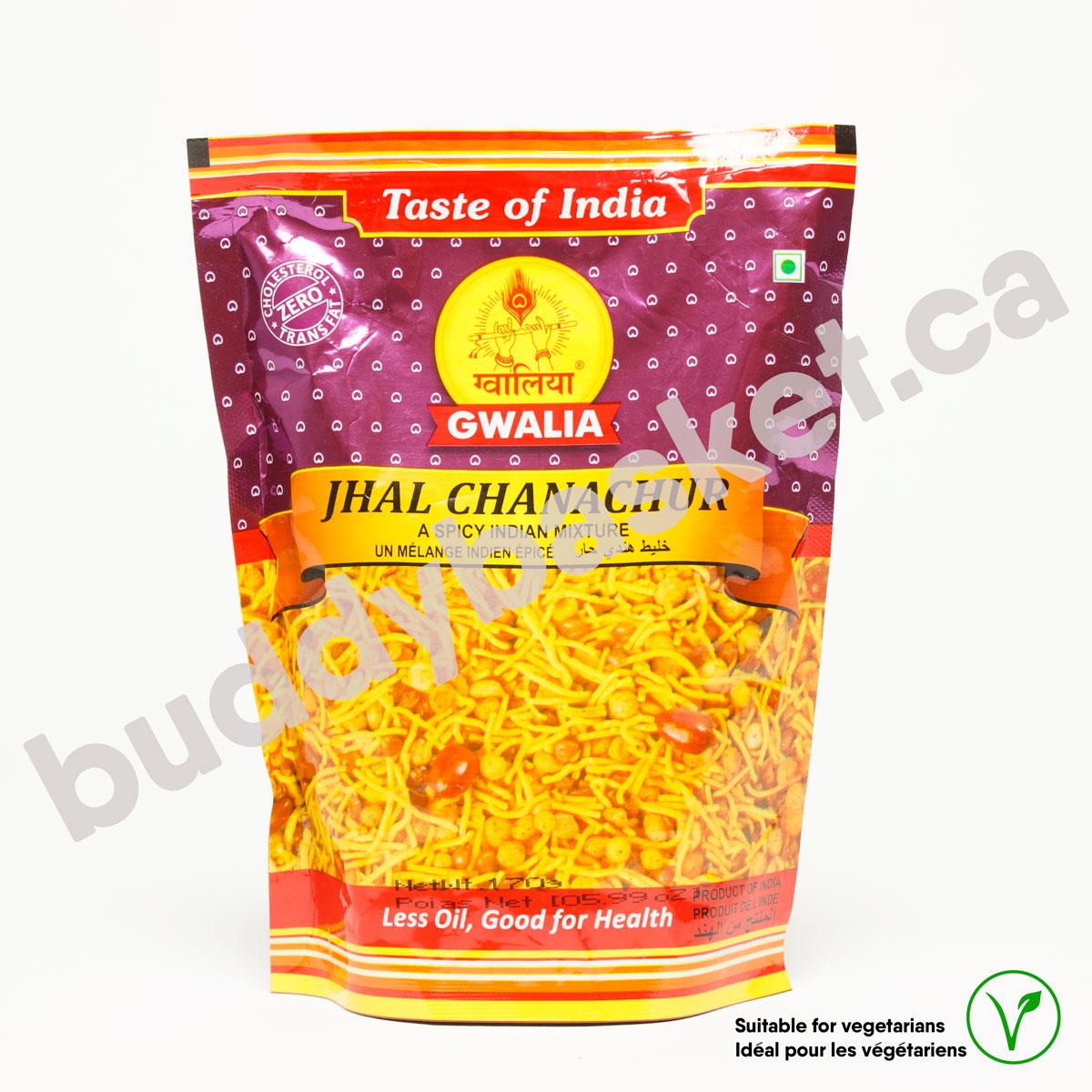 Gwalia Jhal Chanchur 170g