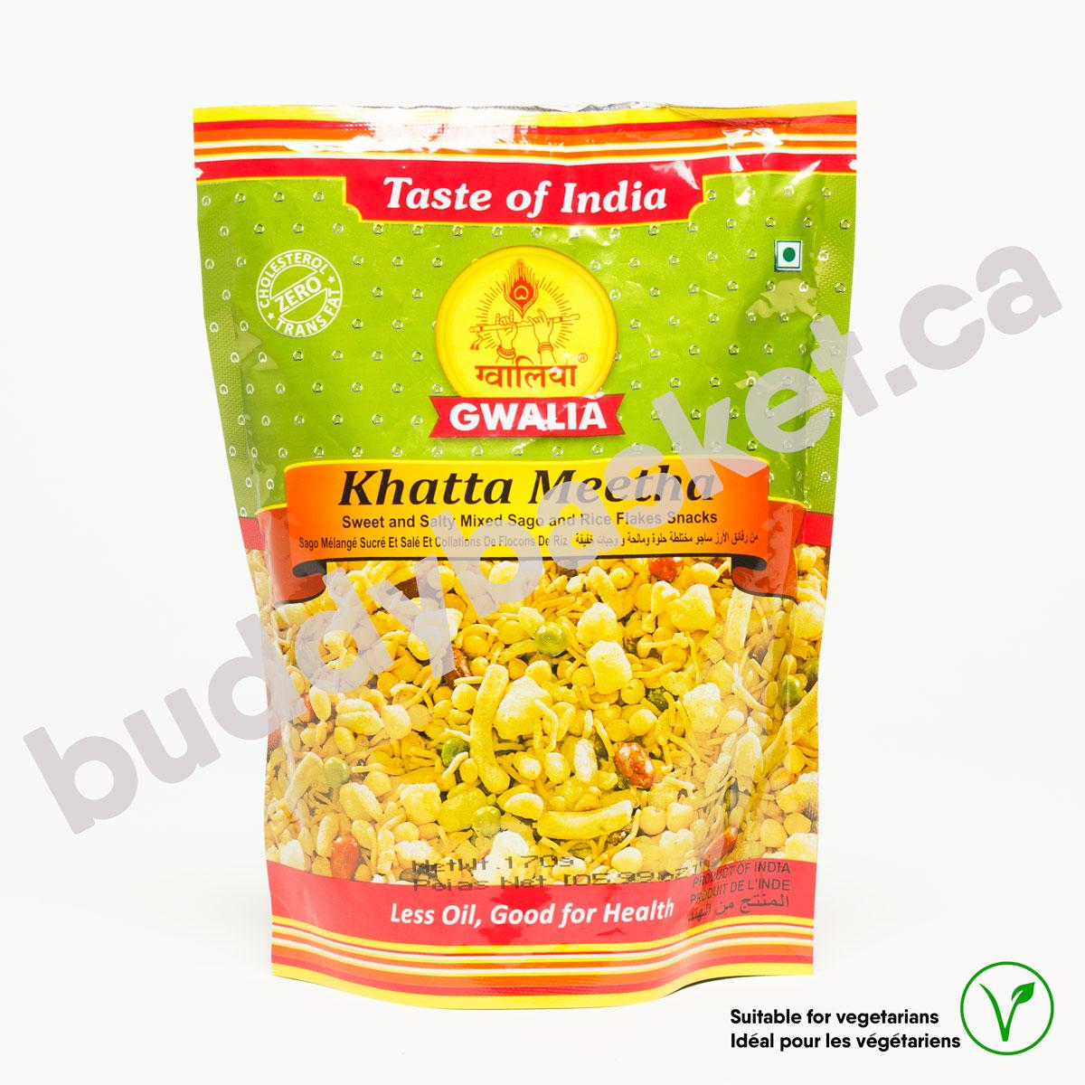 Gwalia Khatta Meetha 170g