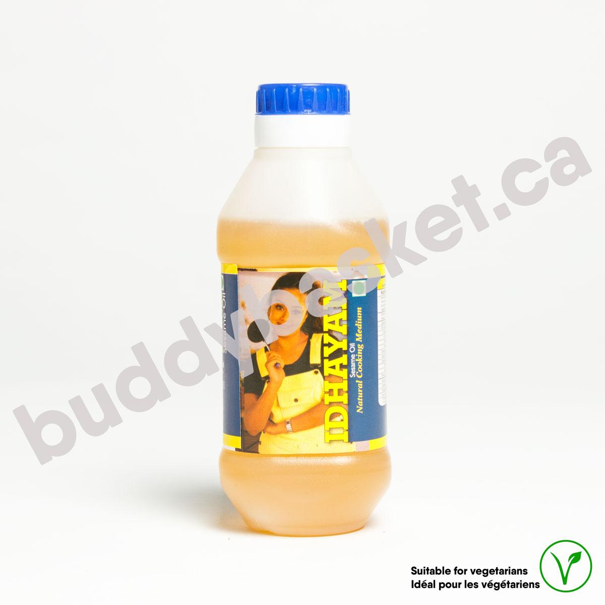 Idhayam Sesame Oil 200ml
