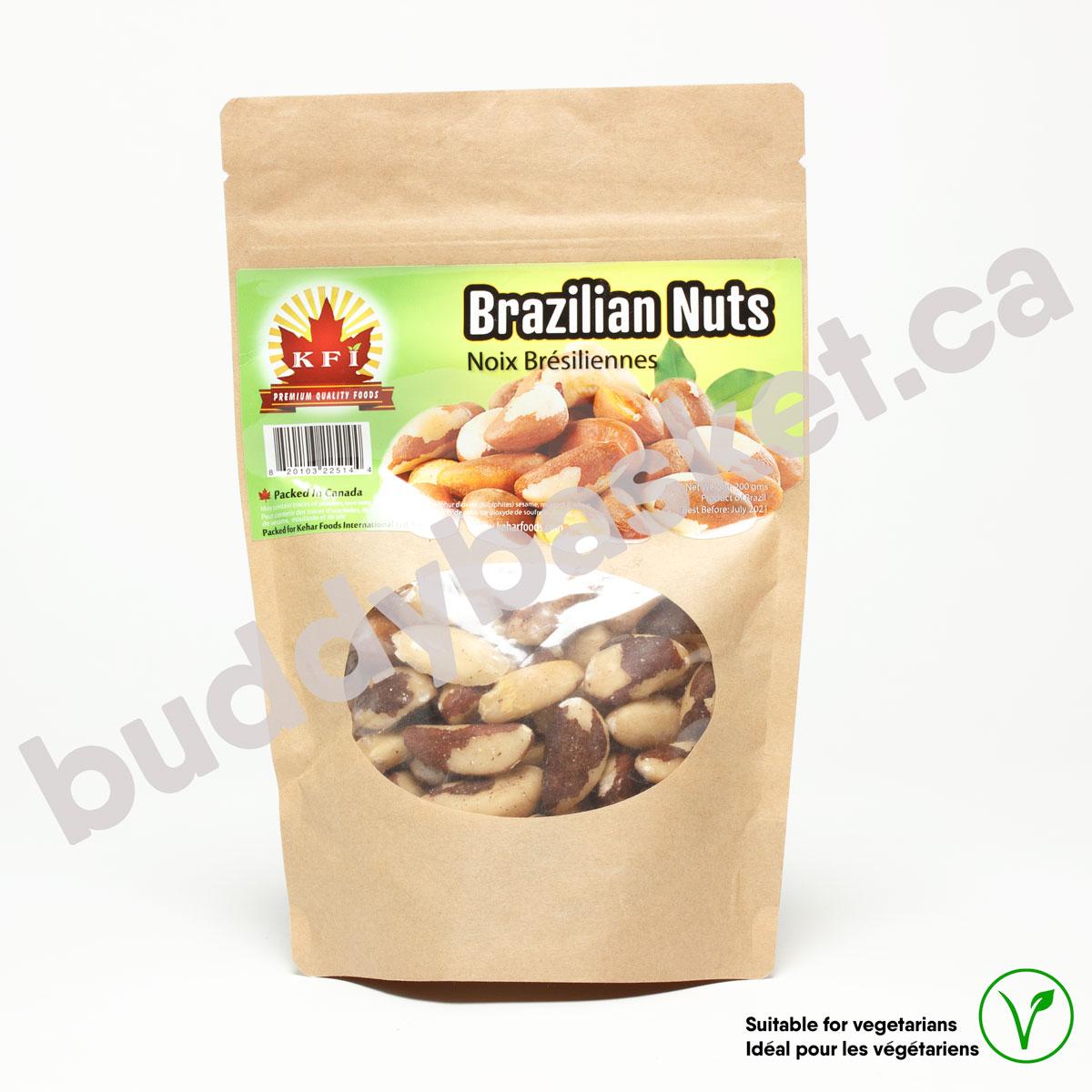 KFI Brazilian Nut 200g