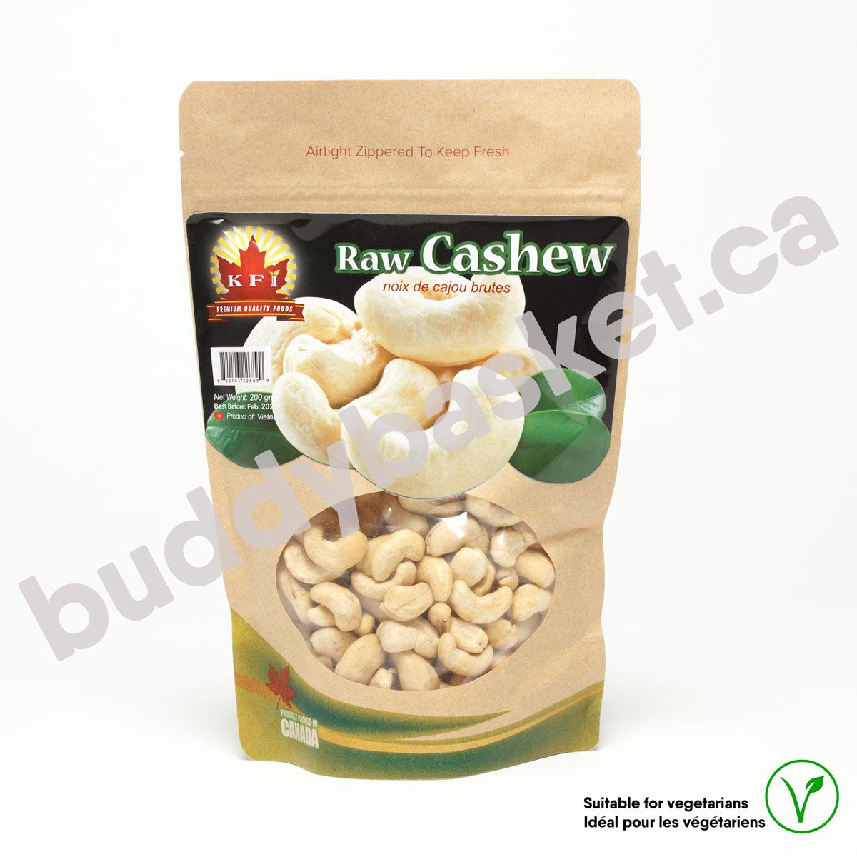 KFI Cashew Raw 400g