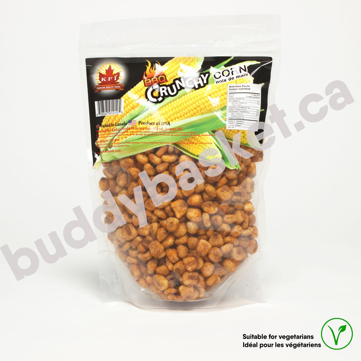 KFI Corn Nuts BBQ 350g