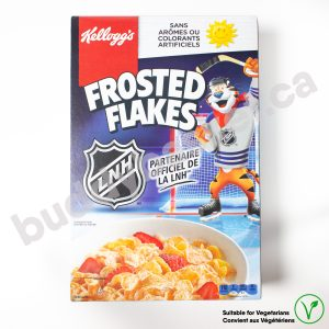 Kellogg's cereal frosted flakes 400g