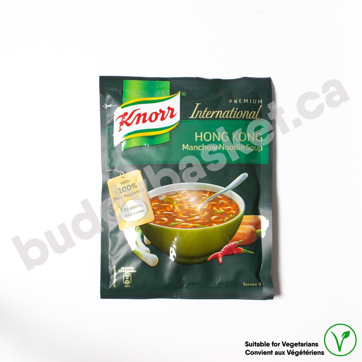 Knorr Hongkong Manchow soup 45g