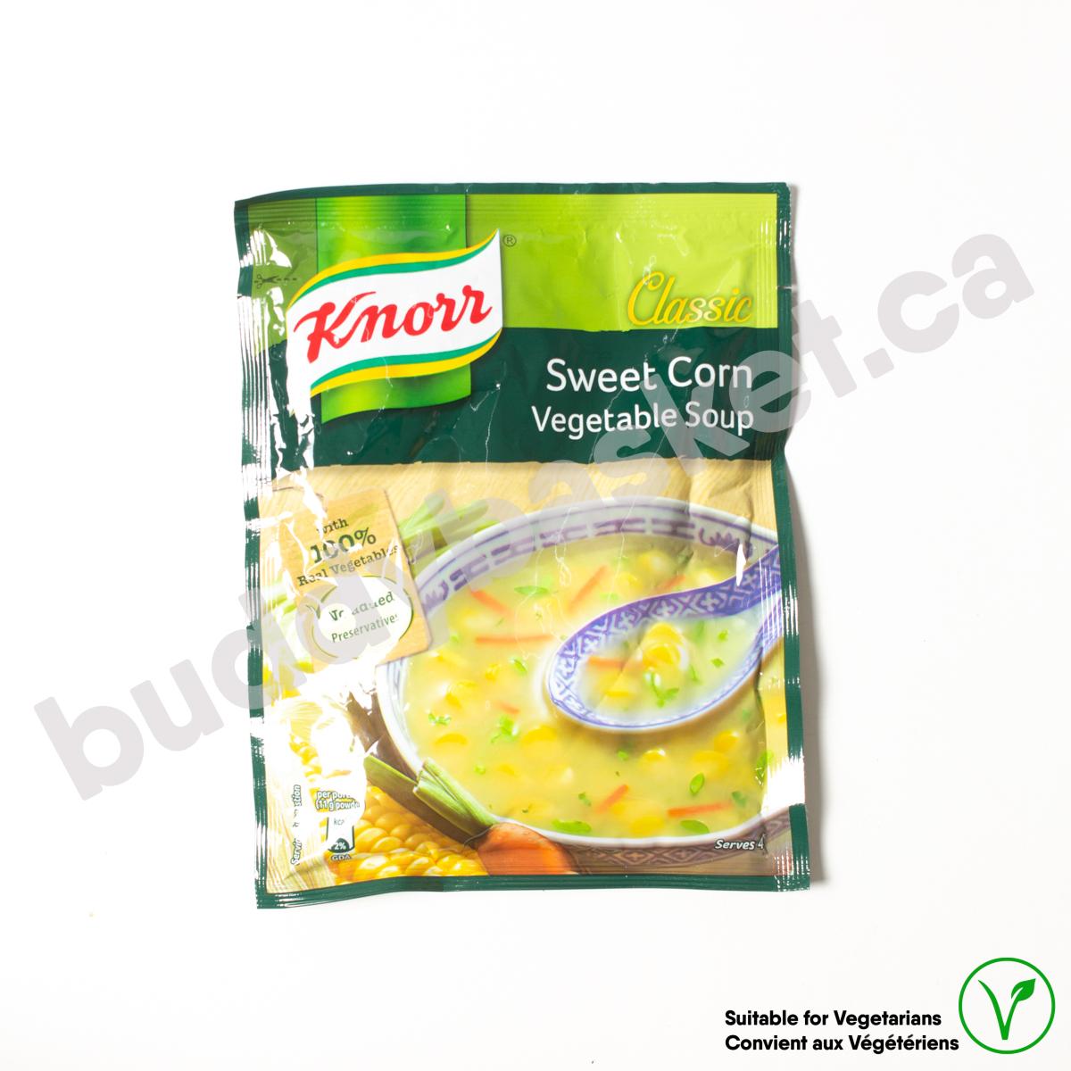 Knorr Sweet Corn Soup 45g