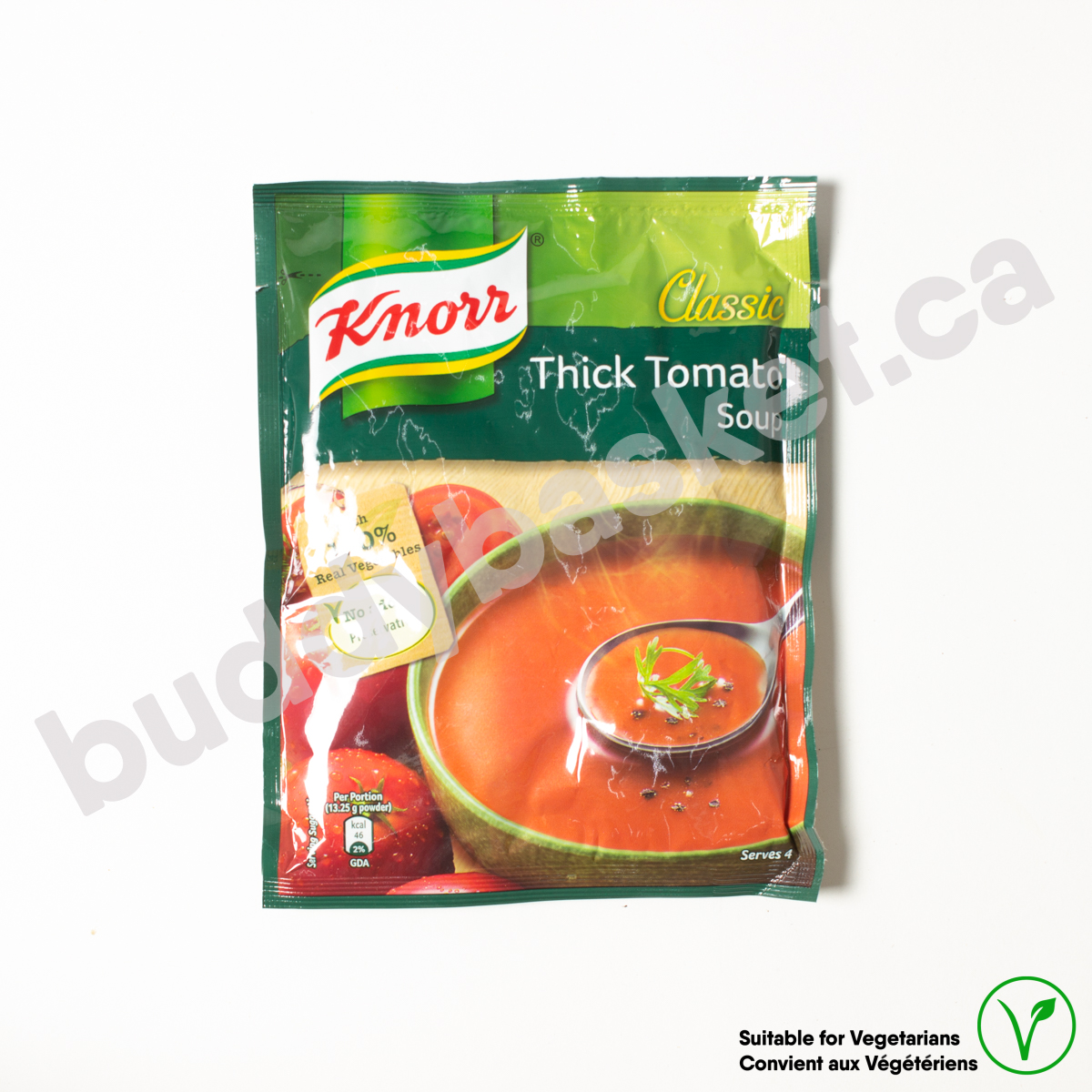 Knorr Thick tomato soup 45g