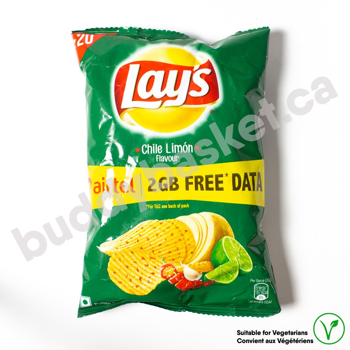 Lay's Chilli lemon 52g