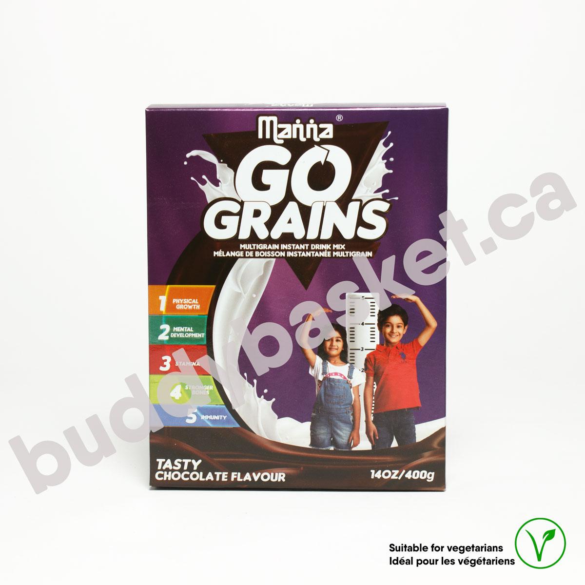 Manna Go Grain 400g