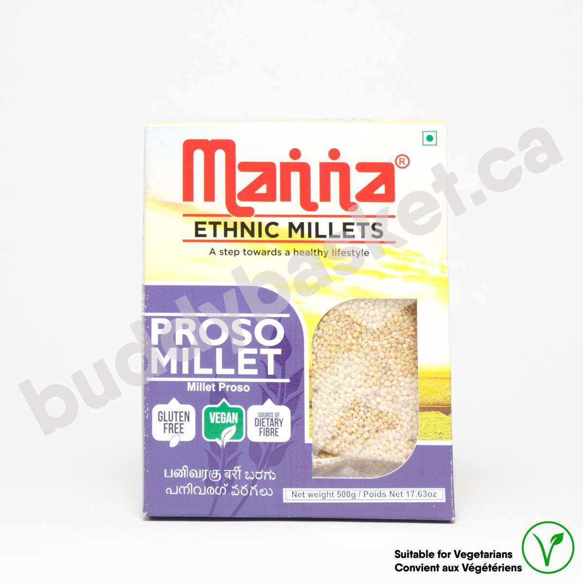 Manna Proso Millet 500g