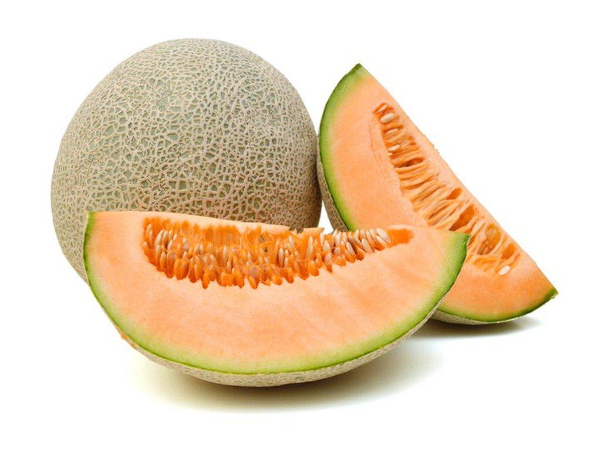 Melon Cantaloupe JUMBO EA