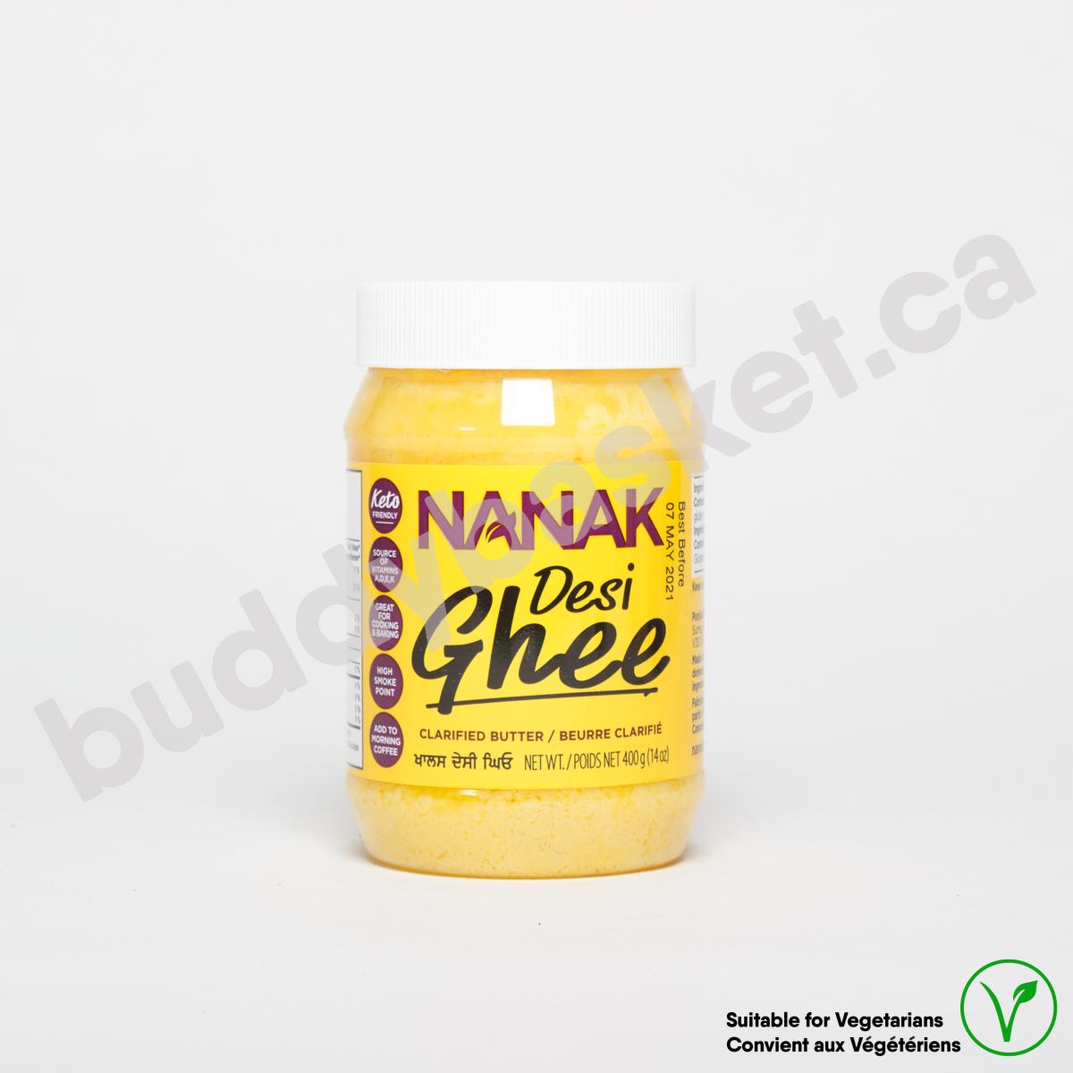 Nanak Desi Ghee 400g