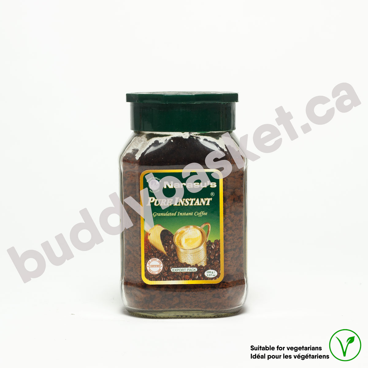 Narasu's Inst Pure Coffee 100g