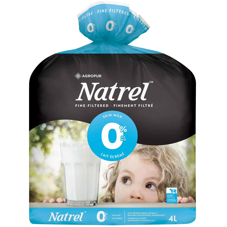 Natrel Fine Filtered Skim 4ltr