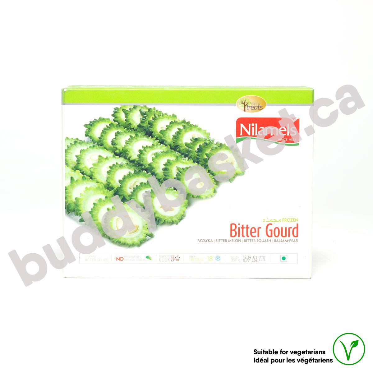 Nilamels Bitter gourd 350g