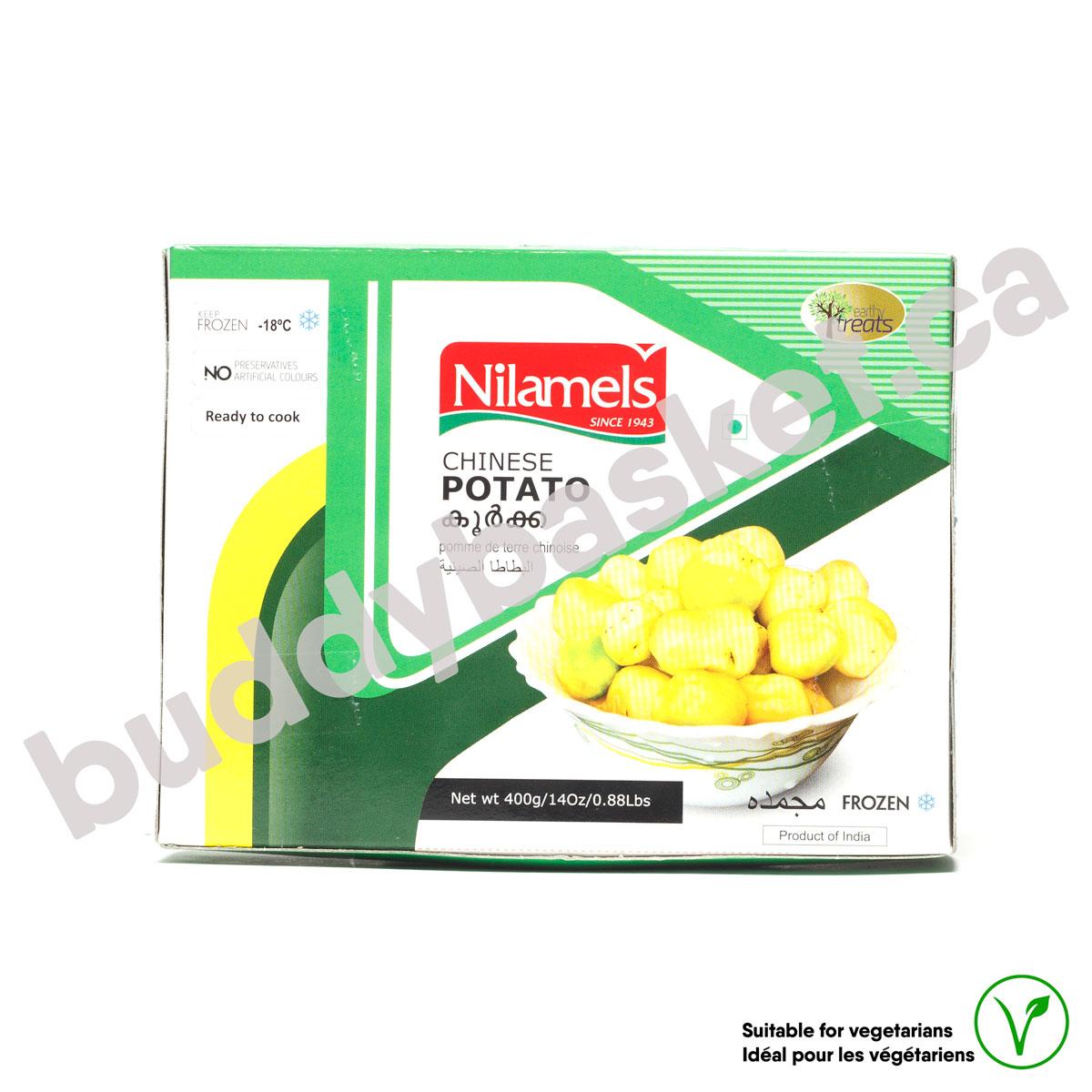 Nilamels Chinese Potato 400g