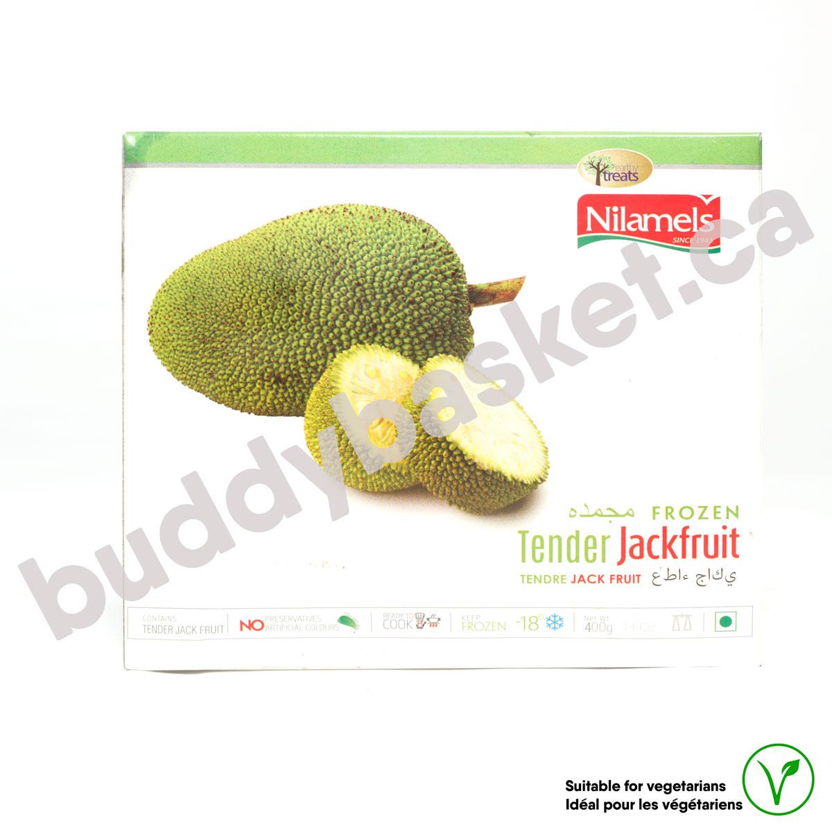 Nilamels Tender Jackfruit 400g
