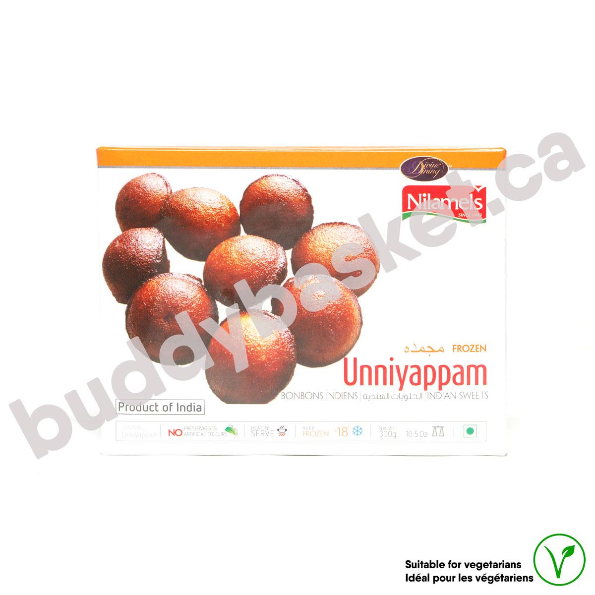 Nilamels Unniyappam 300g