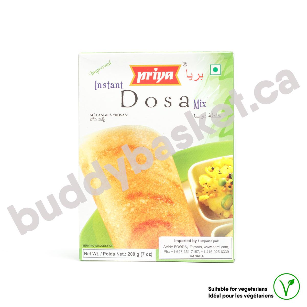 Priya Dosa Mix 175g