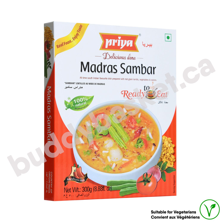 Priya Madras Sambar 300g