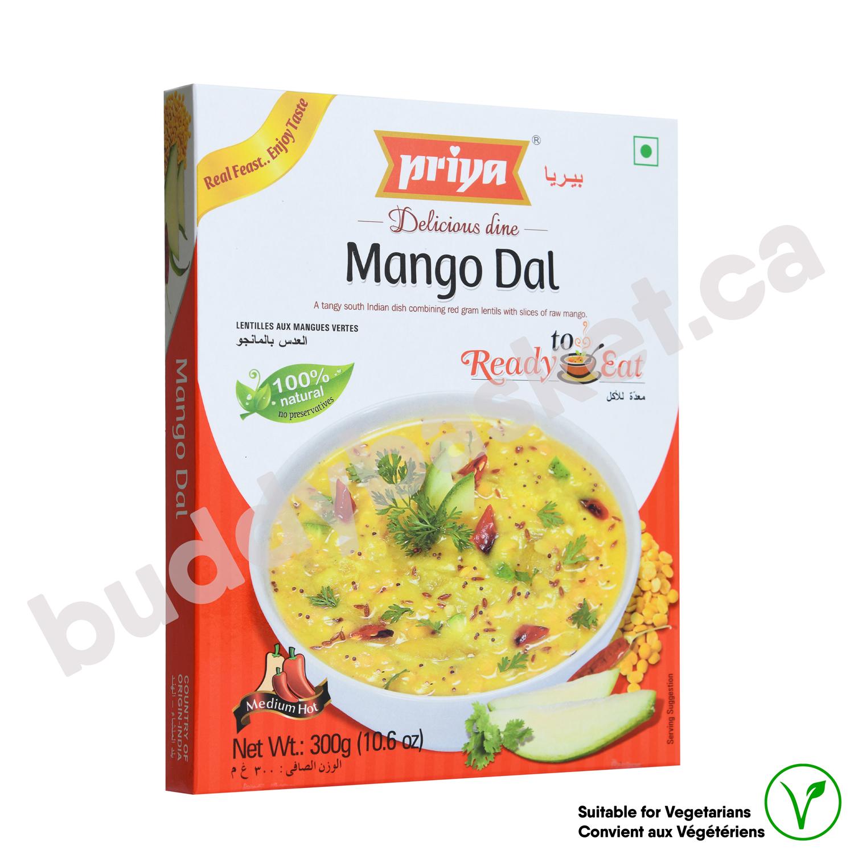 Priya Mango Dal 300g