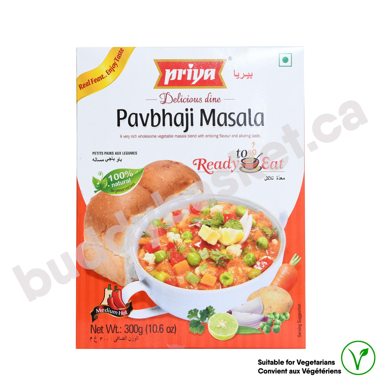 Priya Pav Bhaji Masala 300g