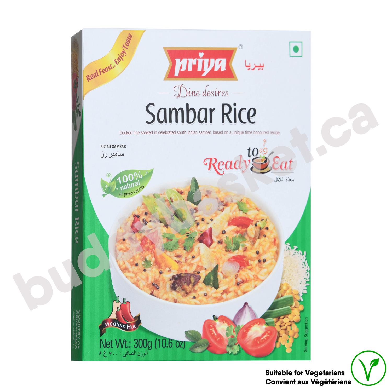 Priya Sambar Rice 300g