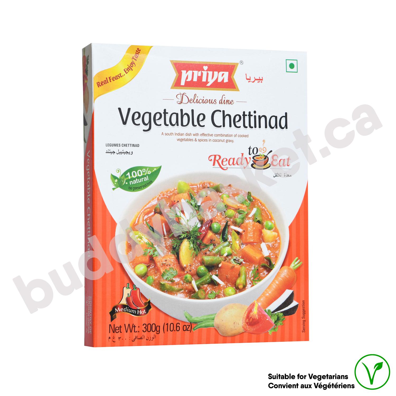 Priya Vegetable Chettinad 300g