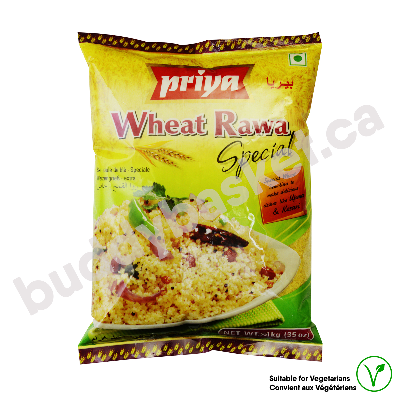 Priya Wheat Rava Special 2lb