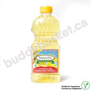 Saporito Canola oil 1ltr