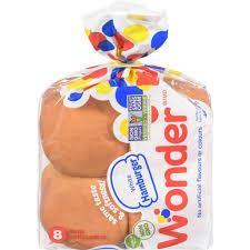 Wonder Hamburger 420g