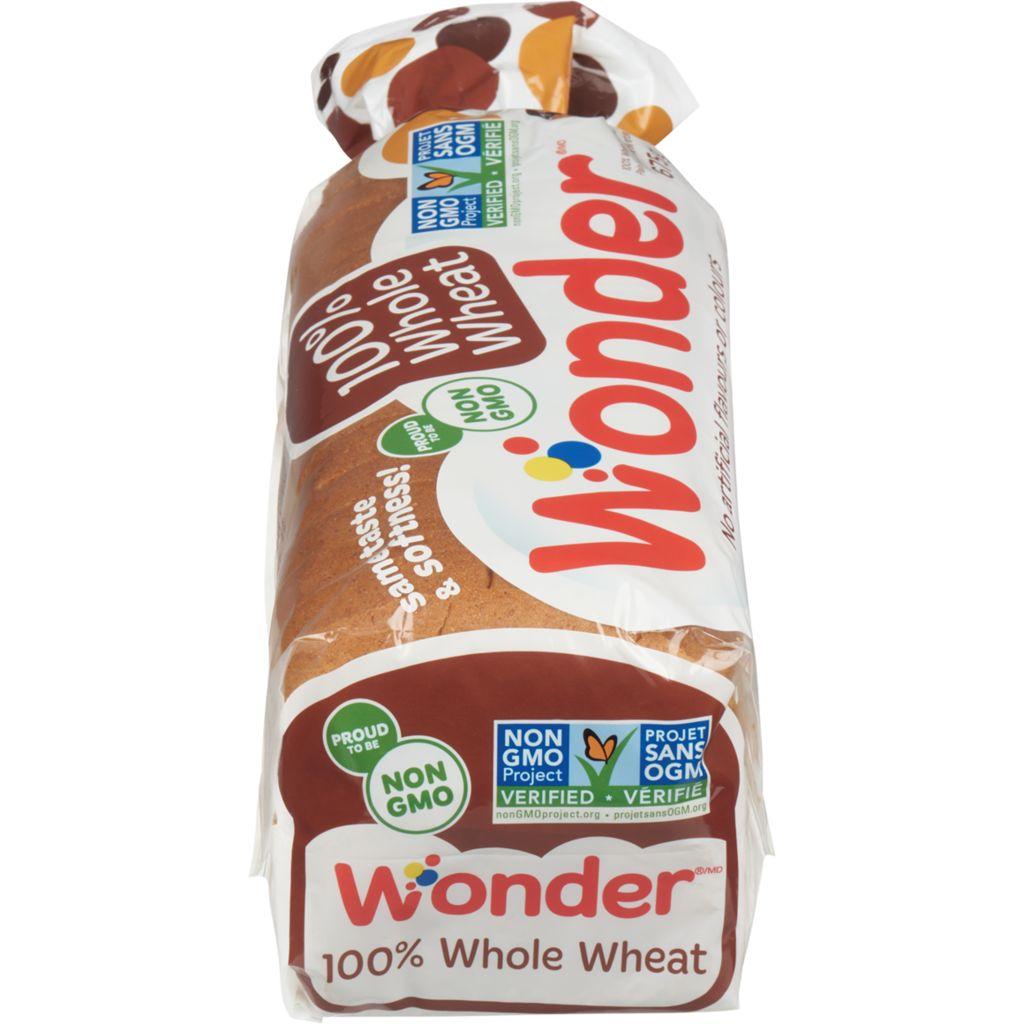 Wonder Slice bread Wheat 675g
