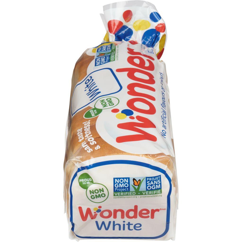 Wonder Slice bread White 675g