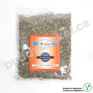 Yogini Dry Mint Leaves 100g
