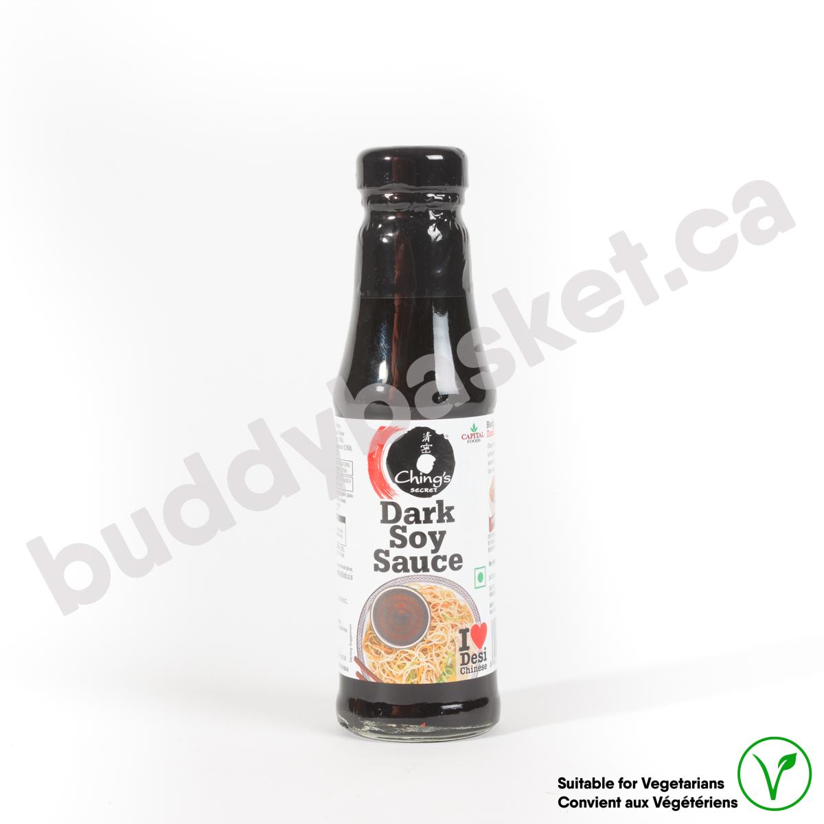 Ching's Dark Soy Sauce 210g