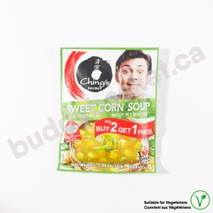 Ching's Sweet Corn Soup 55g