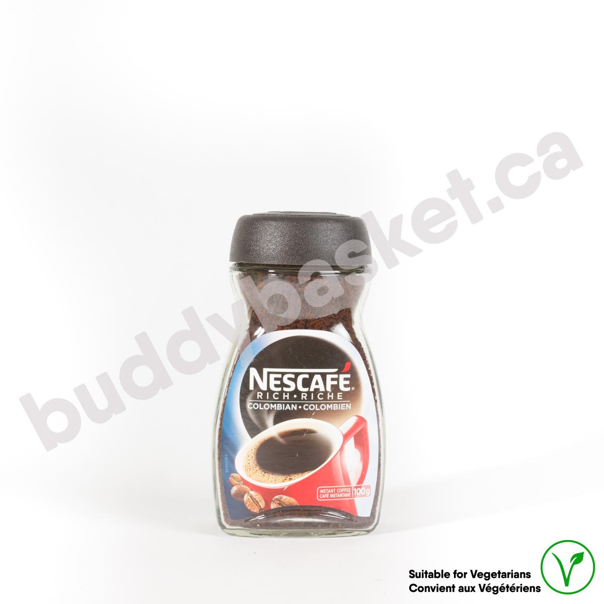 Nescafe Colombian 100g