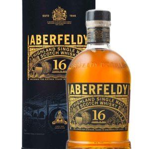 Aberfeldy 16 Year Old Highland Single Malt Scotch Whisky 750ml