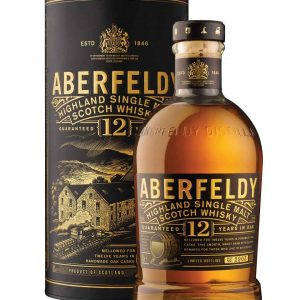 Aberlour 12 Year Old Single Malt Scotch Whisky 750ml
