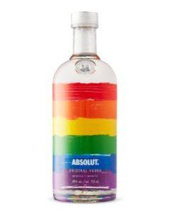 Absolut Rainbow Ltd Bottle 750ml