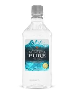 Alberta Pure Vodka (PET) 750ml