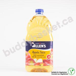 Allen's Apple Juice 1l