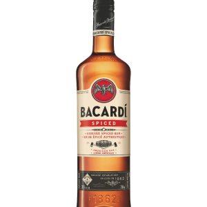 Bacardi Spiced Rum 750ml