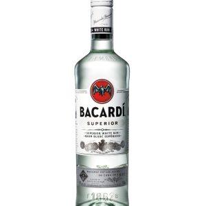 Bacardi Superior White Rum 750ml