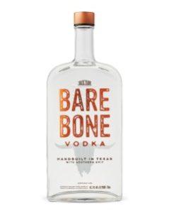 Bare Bone Vodka 750ml