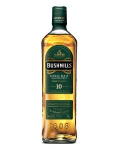 Bushmills Malt 10 Year Old Irish Whiskey 750ml